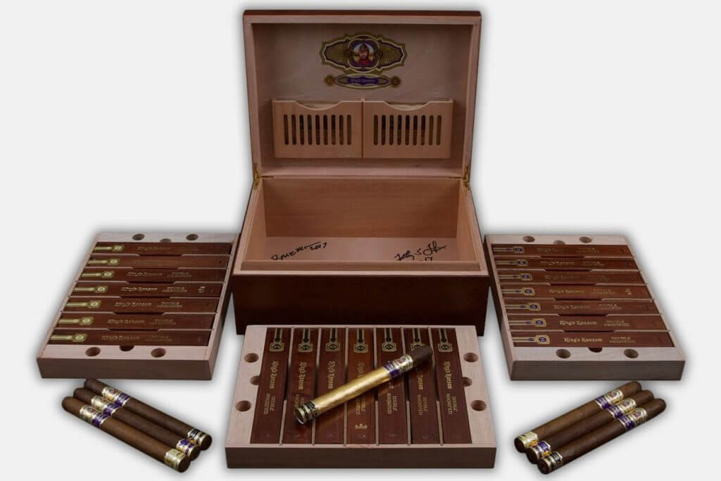Kings Ransom Humidor